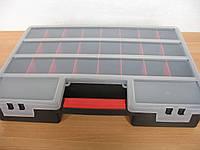 Ящик органайзер Haisser XL с регулируемыми секциями 26 отделений (90004) (460х325х80 мм)