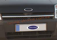 Накладка на решетку радиатора Omsa на Ford Connect 2002-2014