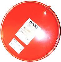 Бак мембранный 10 литров (красный, 387 мм*95 мм, резьба-ММ14 * 1 мм) Baxi, Westen, артикул 5690740, код сайта
