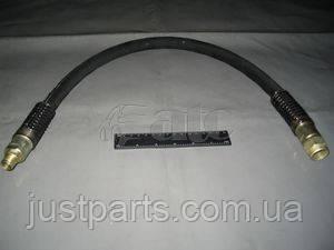 Шланг тормозной КрАЗ L=800 моста промежуточного (г-ш) (пр-во АвтоКрАЗ)