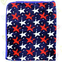 Детские одеяла в роддом для мальчиков и девочек.3108KAY+GERDA. Махра нейтральных расцветок 90x120см.