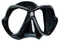 Маска для подводной охоты Mares X-Vision; чёрная марес икс визион