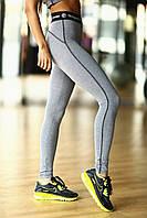 Спортивные леггинсы Designed for fitness Pro Fitness Grey