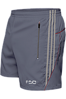 Шорты мужские F50 - 21-05 серые