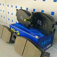 Колодки тормозные передние HYUNDAI ACCENT, KIA RIO 05- (Hi-Q Sangsin, Корея)