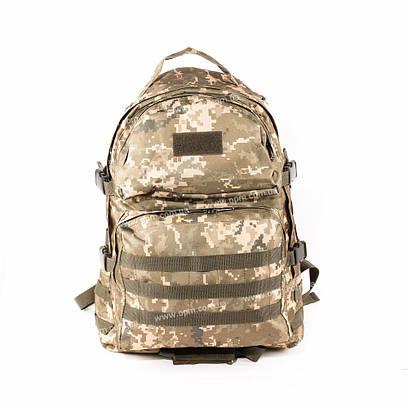 Военный тактический рюкзак Цифра Украина 40л