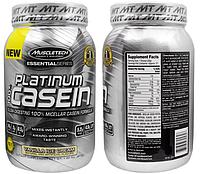 Muscletech, Казеин, 817 грамм