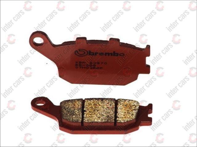 Комплект тормозных колодок BREMBO 07HO36SP