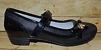 Детские туфли для девочек размер 33