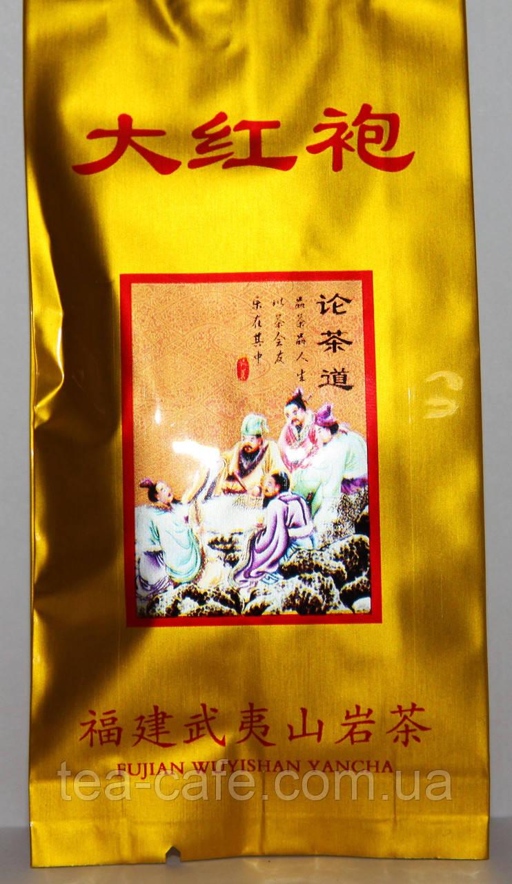 """Чай Китайский """"Да Хун Пао"""" порционный 5г."""