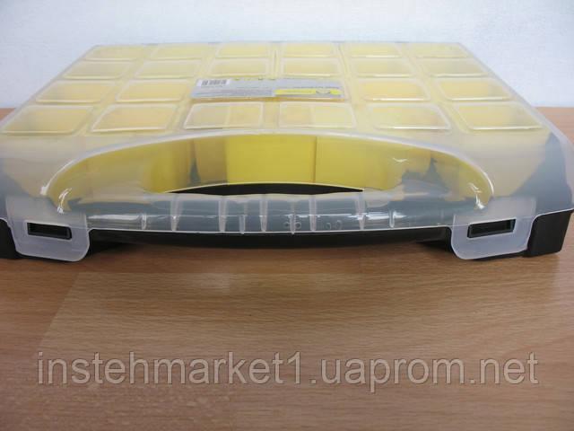 Ящик органайзер Сталь 1-1654 с ячейками (300х255х54 мм) в интернет-магазине