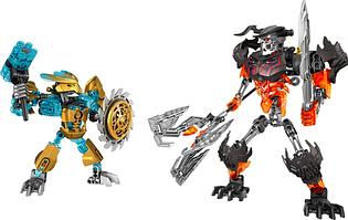 получение конструкторов серии  bionicle (бионикл)