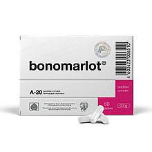 Бономарлот пептиды костного мозга - восстановление системы кроветворения  (Дозировка: 60 капсул)