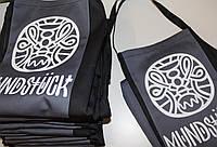 Печать на сумочной ткани
