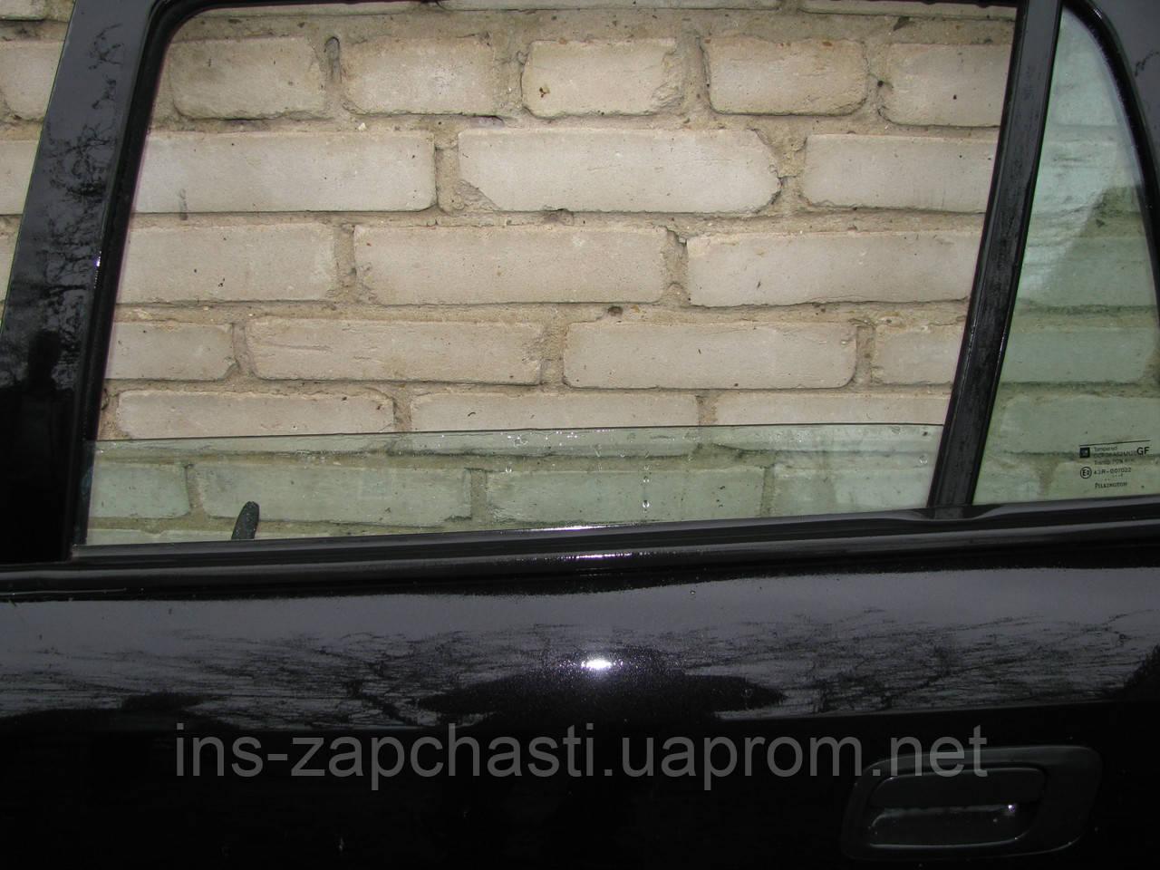 Скло опускное, задньої лівої двері Opel Astra G Універсал