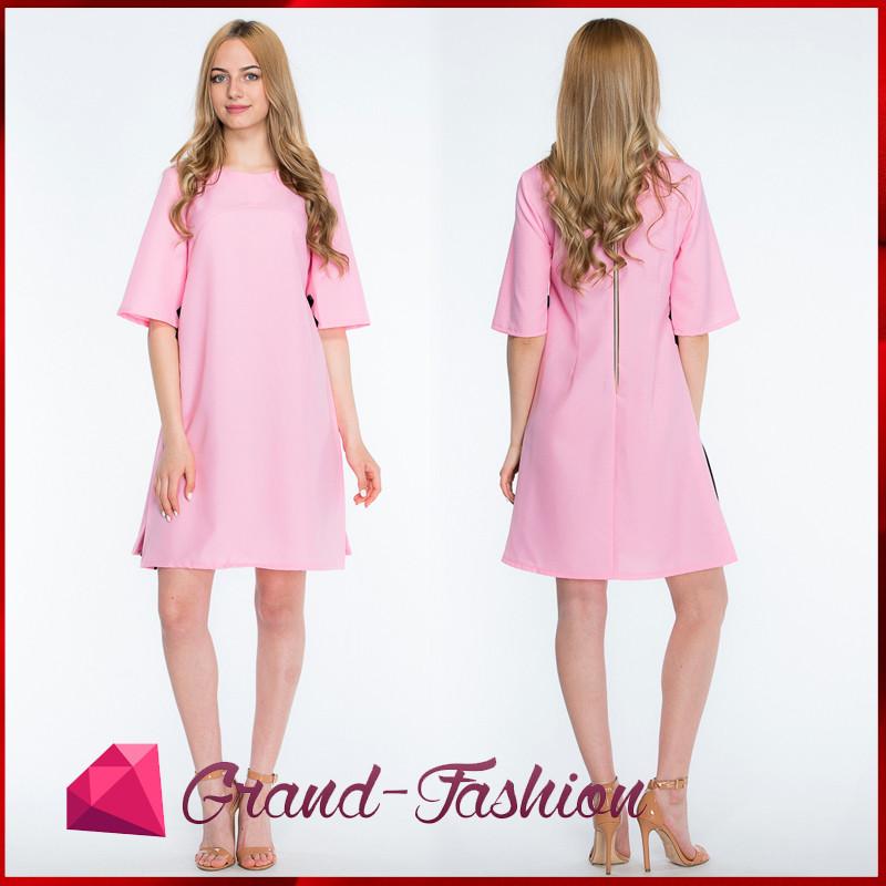 """ПЛАТЬЕ """"Granta"""" - цвет розовый"""