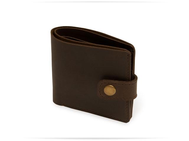 """Чоловічий гаманець з натуральної шкіри """"Jenny brown"""""""