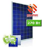 Seraphim Solar 270W солнечная панель (батарея) поликристалл (poly) Tier 1