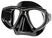 Маска для плавания Seac Sub One; чёрная сик саб ван