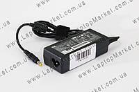 Блок питания HP 18.5V, 3.5A, 65W, 4.8*1.7мм, black + сетевой кабель питания