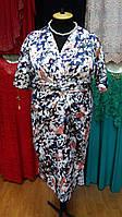 Платья нарядное атласное с драпировкой