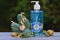 Шампунь для зміцнення волосся з маслом льону і ефірними маслами