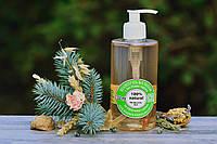 Шампунь-бальзам для восстановления волос с протеинами пшеницы и эфирными маслами 350мл.