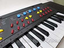 Детское пианино синтезатор SK 3738, 37 клавиш, микрофон, запись и воспроизведение, фото 2
