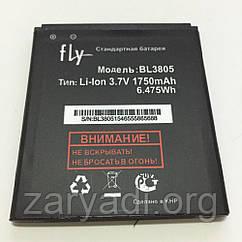Аккумулятор FLY BL3805, IQ4404, 1750 mAh, Original/АКБ/Батарея/Батарейка/Флай