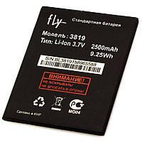 Аккумулятор FLY BL3819, IQ4514, 2500 mAh, Original/АКБ/Батарея/Батарейка/Флай