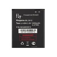 Аккумулятор FLY BL3812, IQ4414, 1650 mAh, Original/АКБ/Батарея/Батарейка/Флай