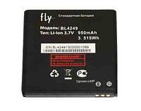 Аккумулятор FLY BL4249, E157, 950 mAh, Original/АКБ/Батарея/Батарейка/Флай