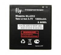 Аккумулятор FLY BL4253, IQ443, 1850 mAh, Original/АКБ/Батарея/Батарейка/Флай