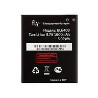 Аккумулятор FLY BL6409, IQ4406, 1600 mAh, Original/АКБ/Батарея/Батарейка/Флай