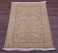 Шерстяной  прикроватный коврик