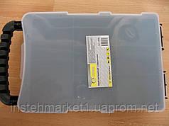 Ящик органайзер Сталь 1-0850 с ячейками (303х180х50мм)