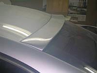 (ABS пластик) Cпойлер на стекло Volkswagen Passat B6, Пассат Б6