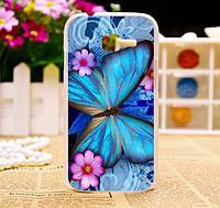 Силиконовый чехол бампер на Samsung Star Pro Galaxy S7262 duos