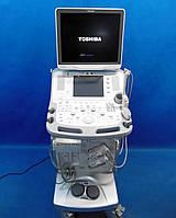 Б/У Аппарат УЗИ для ультразвуковой диагностики Toshiba Aplio MX Ultrasound Machine