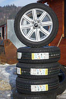 Б у оригинальные диски MINI R16 с новыми шинами Dunlop SP Sport 185/55/16