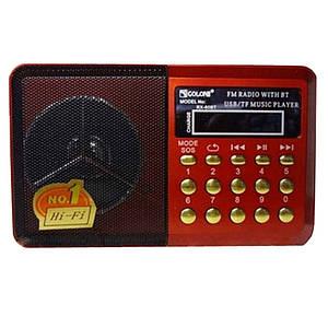 Бесплатная доставка Радио приемник GOLON RX-60 BT