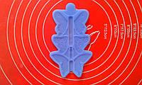 Силиконовый молд 3D Бабочки №5