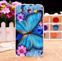 Силиконовый чехол бампер на Samsung Win Galaxy i8552