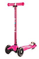 Самокат Micro Maxi Deluxe Shocking Pink