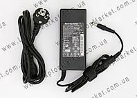 Блок питания Lenovo 19V, 4.74A, 80W, 5.5*2.5мм, black, + сетевой кабель питания