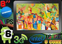 Качественные планшеты Asus на Intel + Android 6! 8 ядер, 16 Gb, IPS, GPS,  3G. Гарантия 1 год