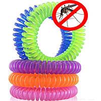 Браслет от комаров Спираль
