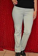 Прямые женские брюки
