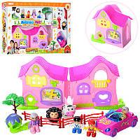 Игровой набор домик для кукол 8115-2