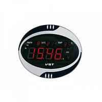 Часы сетевые 770 Т-1 , пульт Д/У